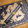 Stírací mapa Evropy - mapa a dárkový tubus