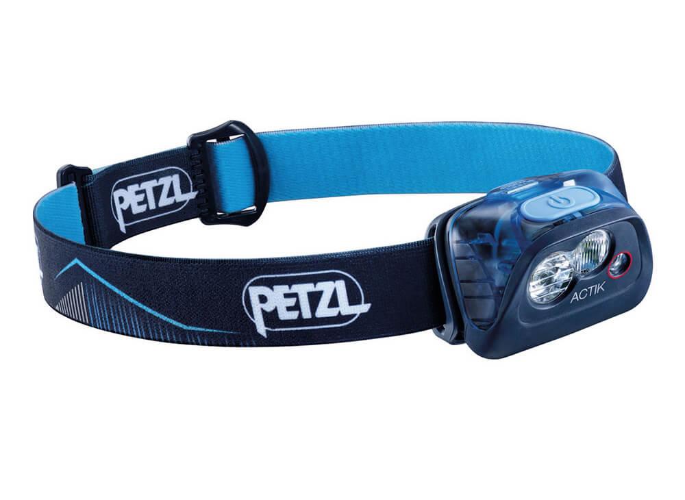 Petzl ACTIK modrá