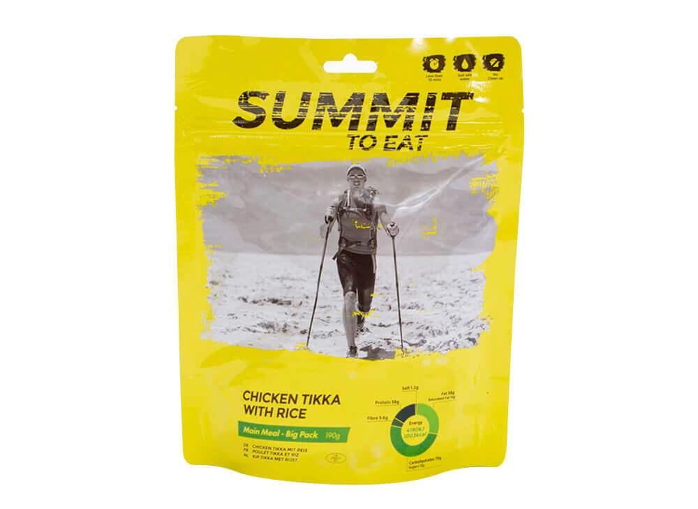 Summit to Eat Kuře Tikka s rýží