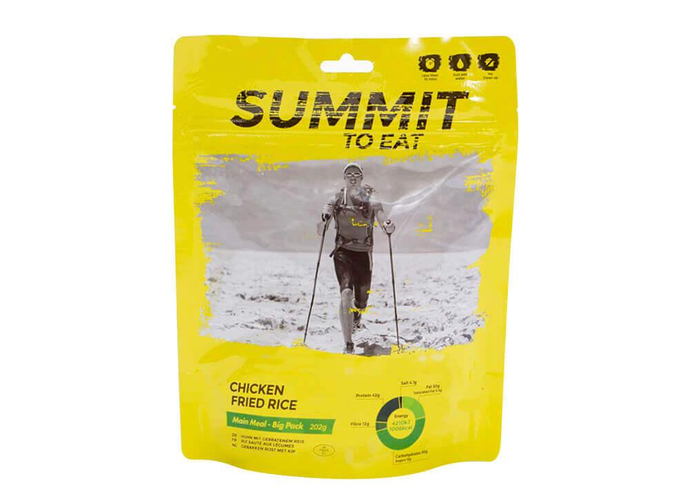 Summit to Eat Smažená rýže s kuřecím