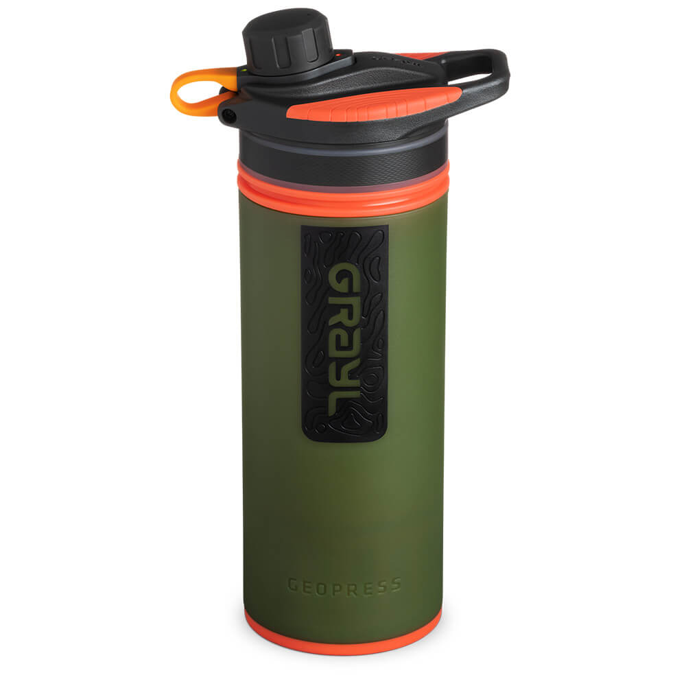 Grayl GEOPRESS Purifier Oasis Green - 1